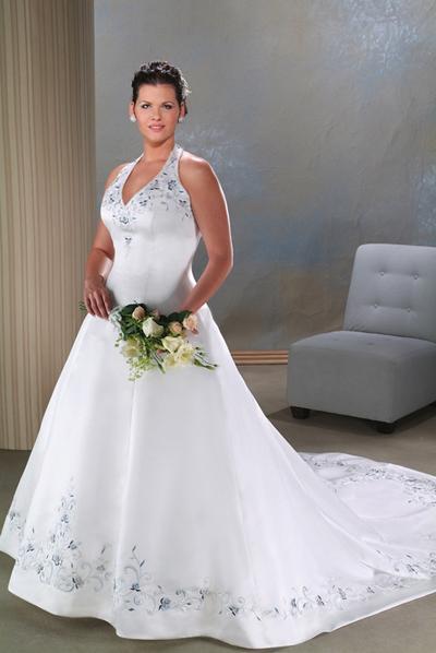 Tamaño más vestidos de novia | Vestidos de novia talla extra