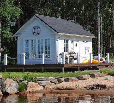 tiny summer cottage
