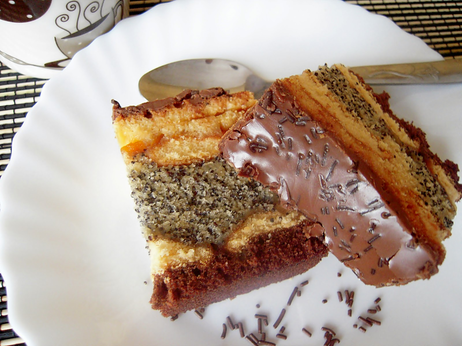 kantyczka, przepis na kantyczkę, ciasto domowe,