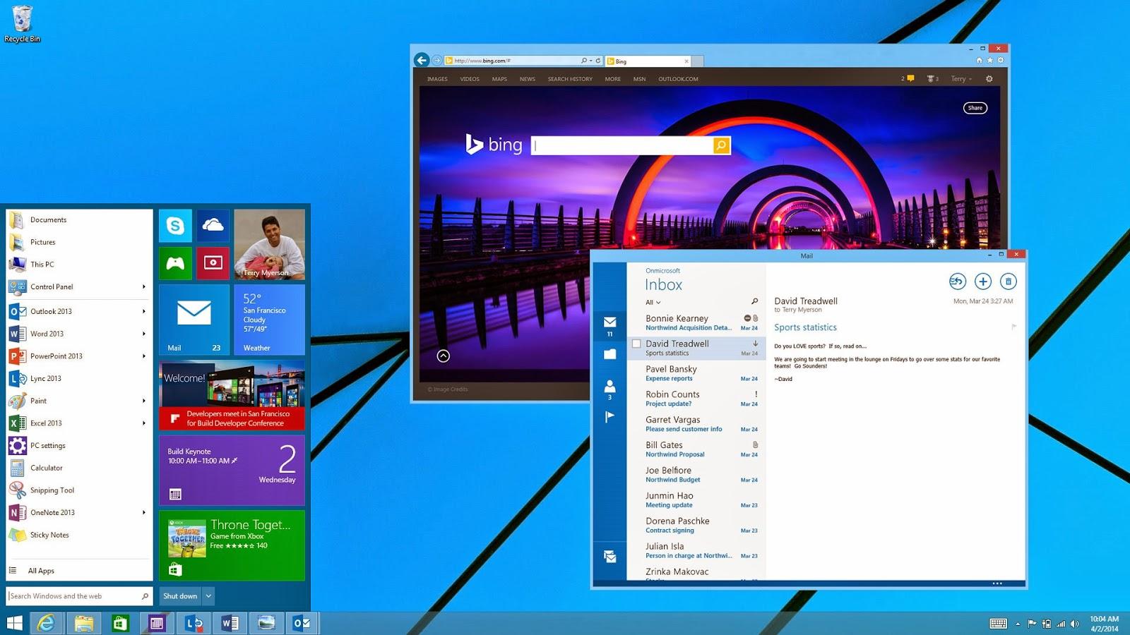 Windows 10 Agora no Seu PC