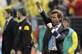 André Villas Boas es el nuevo técnico del Chelsea