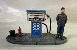 Lagartijakit - Surtidor Gasolina 1/32