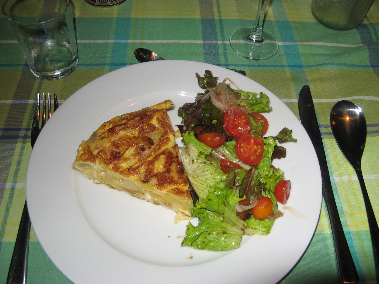 April 39 s passport asturias part iv the food at the b b for Asturias cuisine