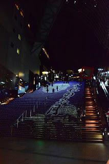 tangga tinggi