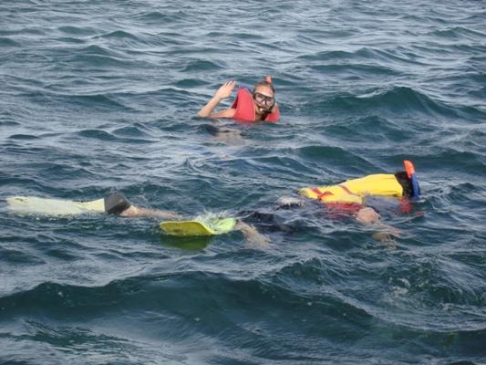 Snorkelling Bali Water Sports