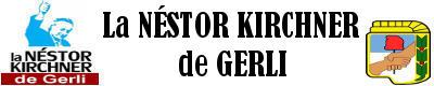 La Nestor Kirchner de Gerli