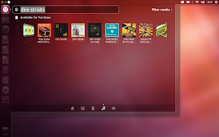 ubuntu 12.10 quantal quetzal beta 1 coverflow screenshot