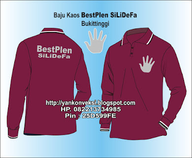 BAJU POLO BEST FLEN BUKITTINGGI