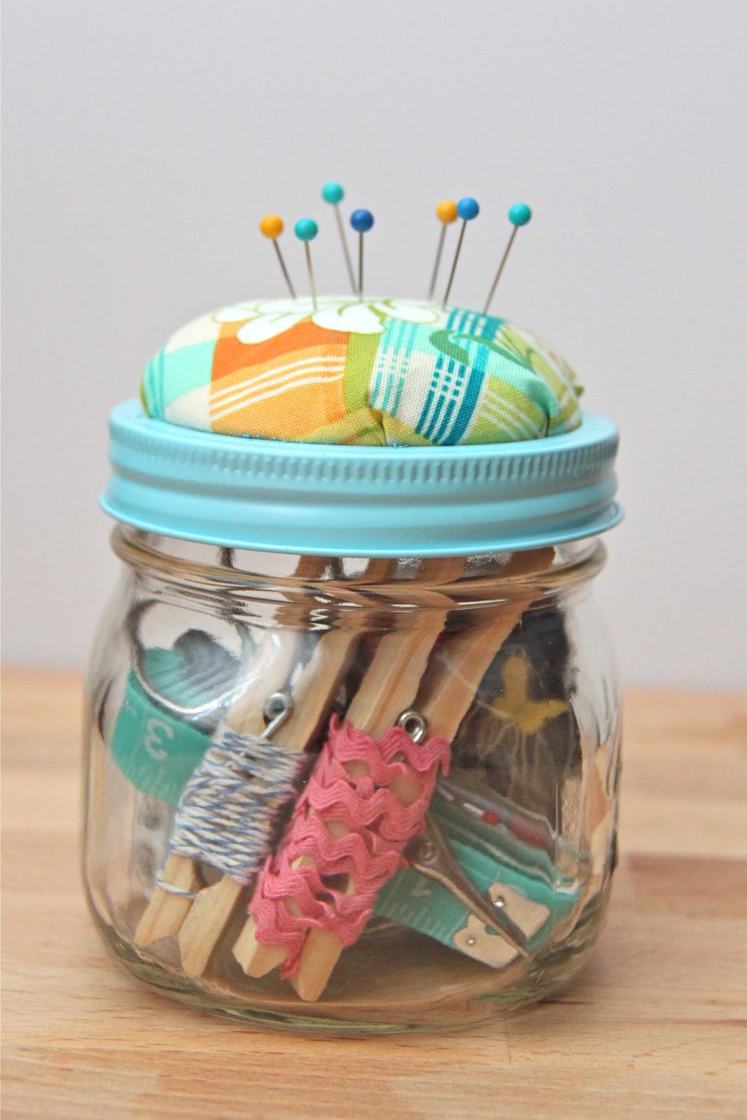 sewing jar