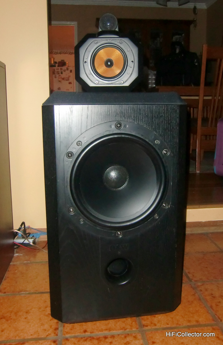 B&W 801 Matrix Anniversary Speakers http://hificollector.blogspot.com/2011/07/speakers-bowers-wilkins-801-matrix.html