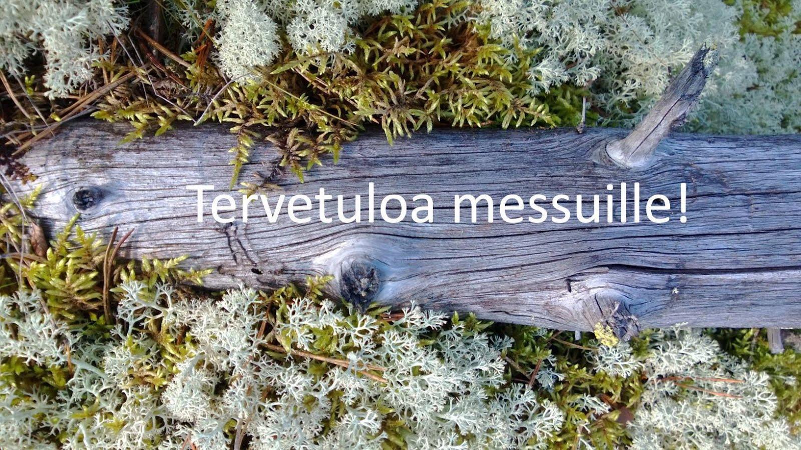 TERVETULOA HELSINGIN KÄDENTAITOMESSUILLE 24.-25.9!!