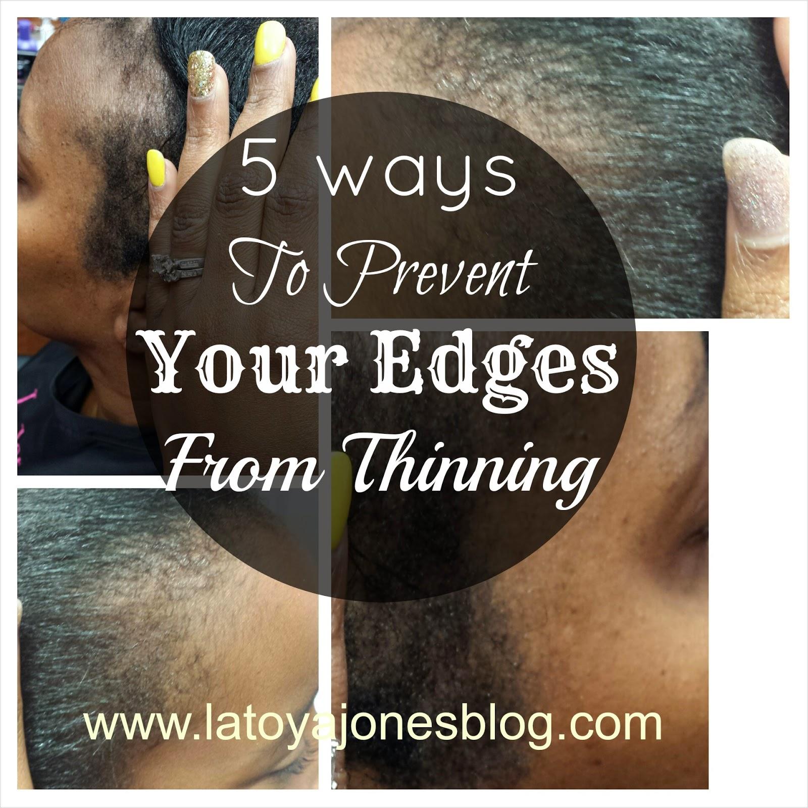 Braid Hairstyles for Thin Edges