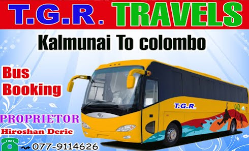 T.G.R. TRAVELS BUS BOOKING