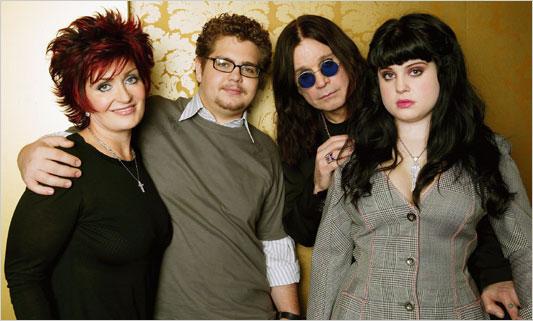 ozzy osbourne family picturesOzzy And Sharon Osbourne Kids
