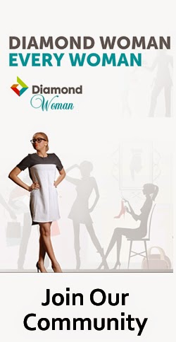 #DiamondWoman