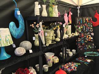 Kunsthandwerkermarkt in Schondorf am Ammersee