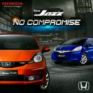 brosur harga mobil Honda terbaru