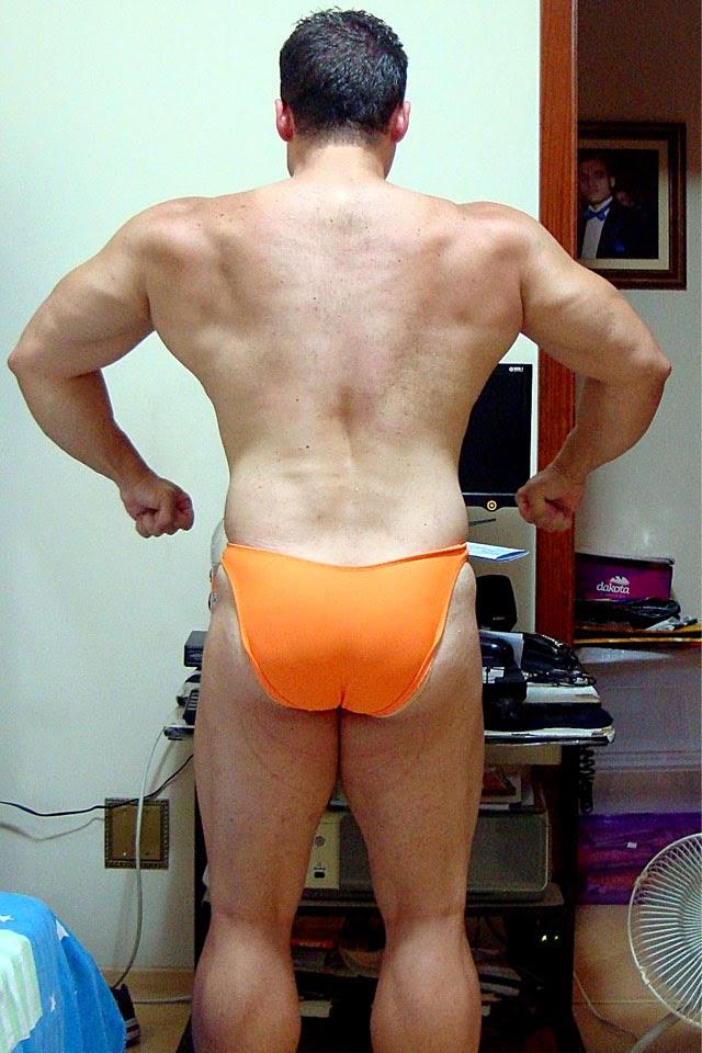 Rodrigo encerrou o período de off-season com 88 kg Foto: Arquivo pessoal