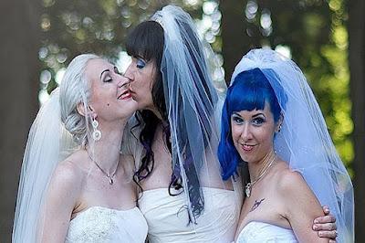 Lima Pernikahan Sesama Jenis Paling Kontroversi di Dunia
