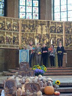 Nds. Landfrauenverband in der Marktkirche, Hannover