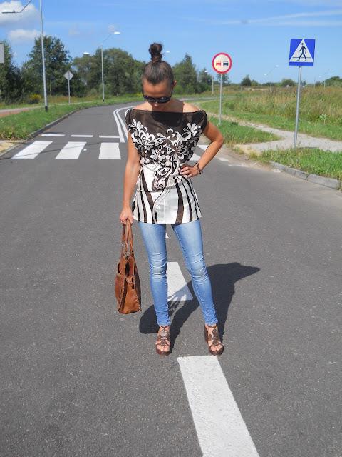 bluzka na lato 2013