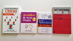 Books by Thom Singer Now Available in Foreign Languages: