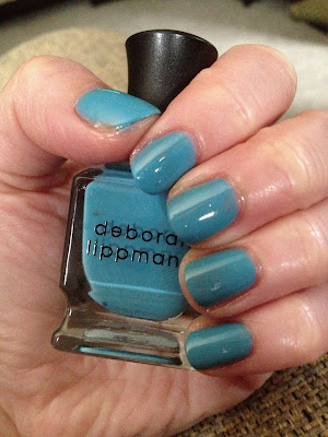Deborah Lippmann, Deborah Lippmann On The Beach, nail polish, nail varnish, nail lacquer, manicure, mani monday, #manimonday, nails