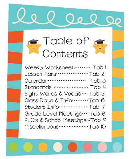 Table of Contents  Education World