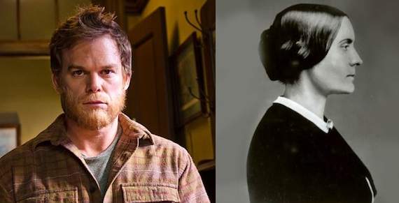 Michael C. Hall to play Susan B. Anthony in HBO miniseries