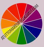 colori complementari nel trucco