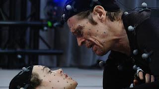 Ellen Page Willem Dafoe