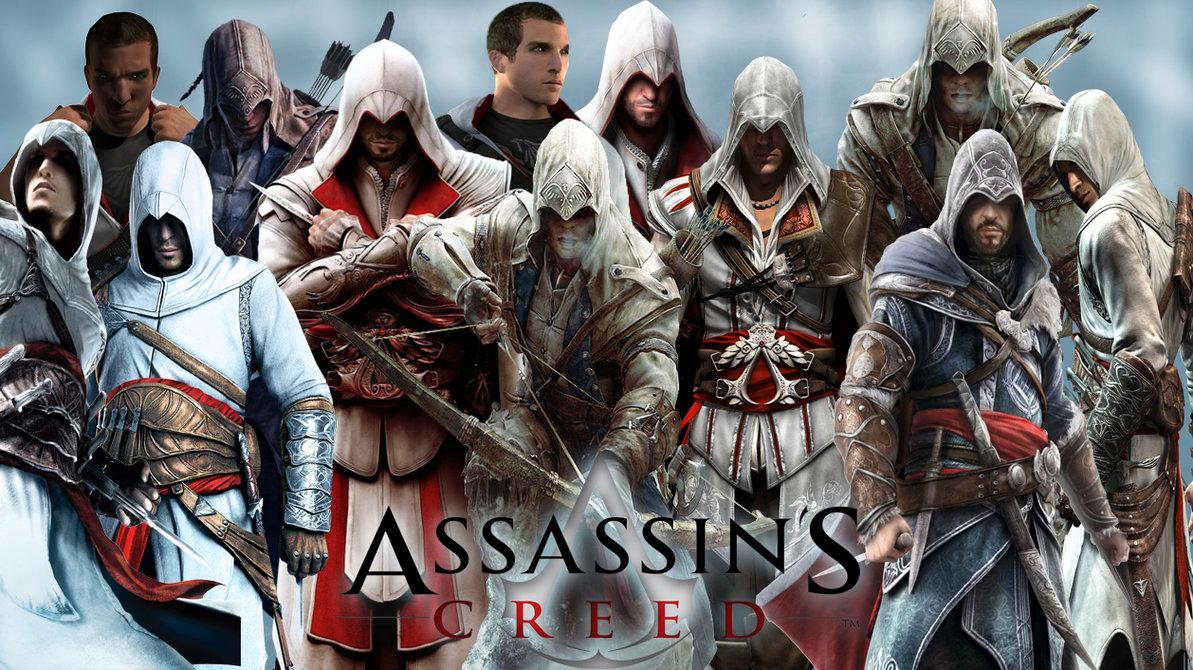 Resultado de imagen para Assassin's Creed desmond miles saga