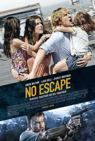 No Escape 2015 Hindi Dubbed