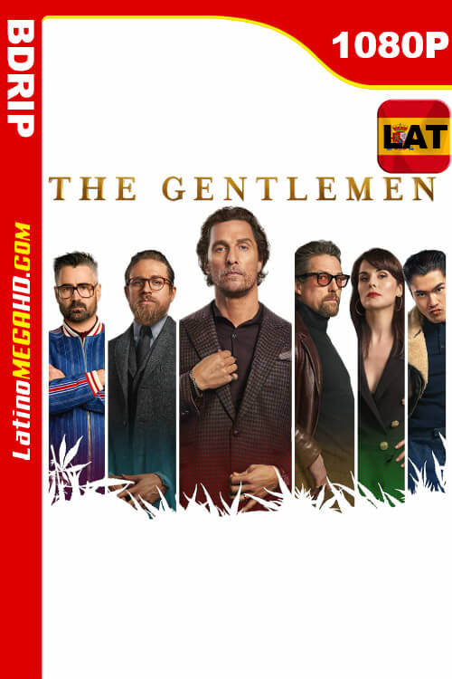 The Gentlemen: Los señores de la mafia (2019) Latino HD BDRIP 1080P - 2019