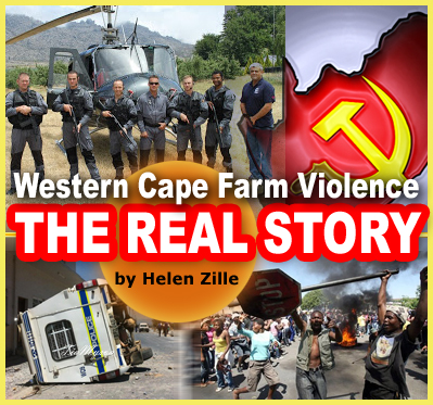 The Real Story behind the Western Cape's Farm Violence