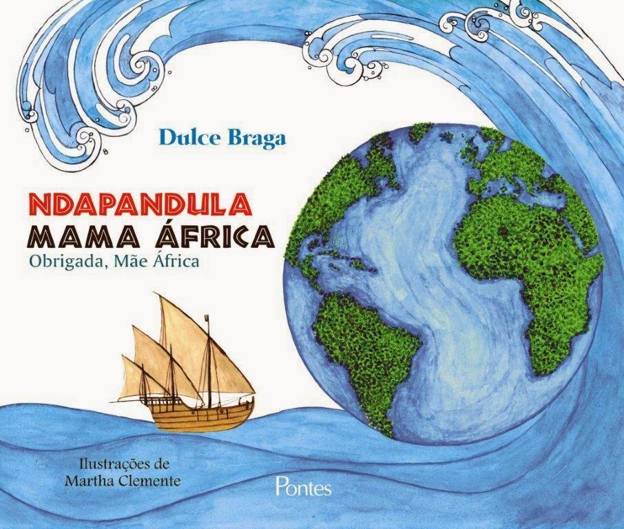 Livro infantil lançado em novembro de 2013. À venda no Brasil e em Portugal.