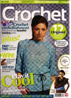 Revista Inside Crochet Issue 17 May 2011