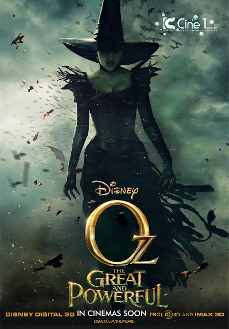 Oz the Great and Powerful 2013