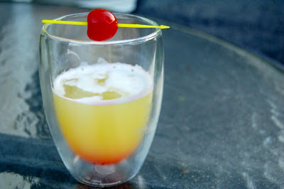 Cocktail Month: Tuscan Sunset | www.kettlercuisine.com