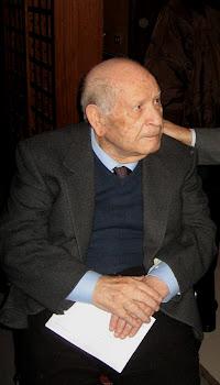 Lo storico siciliano Francesco Renda ha compiuto 90 anni