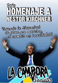 Serie Homenaje a Néstor Kirchner