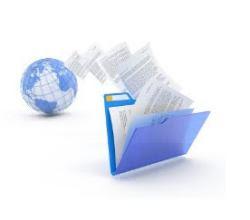 accesso file via internet