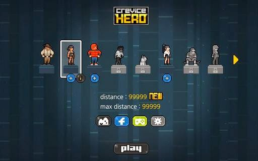 Crevice Hero v1.1.1 Mod Gems (Apk | Zippyshare)