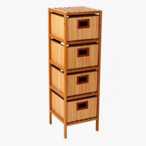 Meuble rangement salle de bain bois meuble d coration maison - Rangement tiroir salle de bain ikea ...