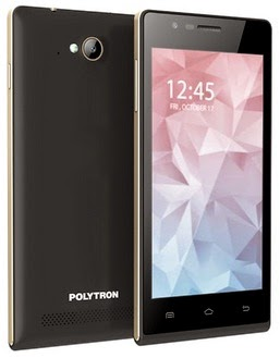 Polytron Zap 5 LTE Android Phone Murah Rp 1 Jutaan