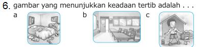Soal Soal UAS PKn Kelas 1 SD