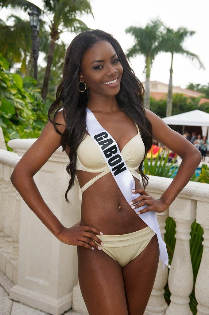 ... Miss Universo 2014: Presentación de Las Candidatas luciendo Trajes de
