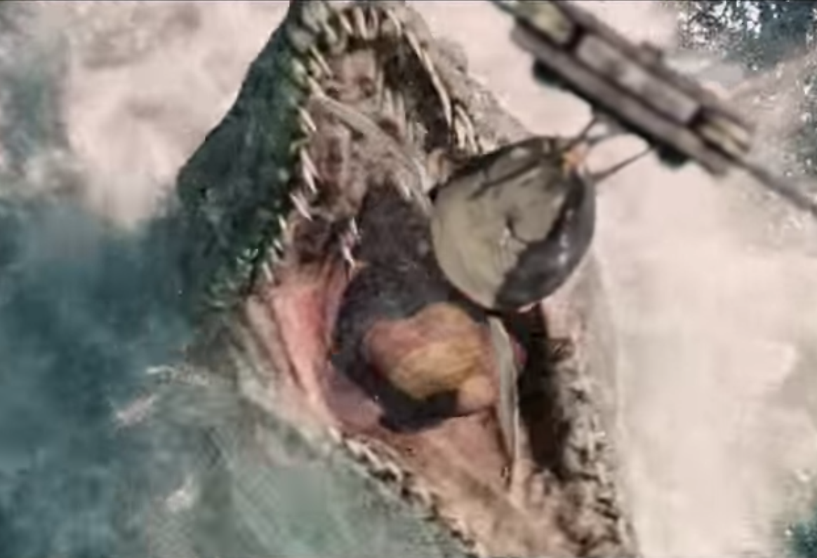 Jurassic World - Addio Squalo