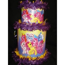 Piñatas Little Pony, parte 1