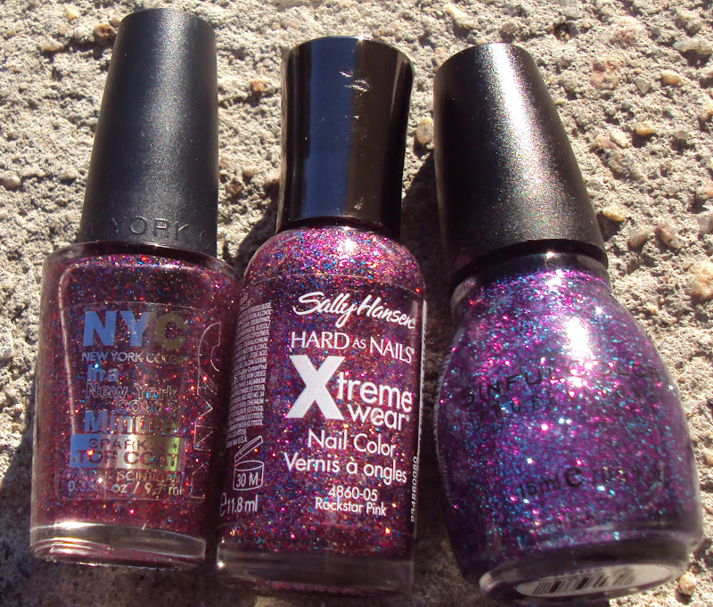 Glamonthecheap: NYC New For 2012 Nail Polishes--swatches
